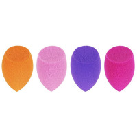 Real Techniques 4 Mini Miracle Complexion Makeup Sponges 4 ea [079625014921]