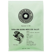 For Five Papua New Guinea Ground 12 oz [853473008277]