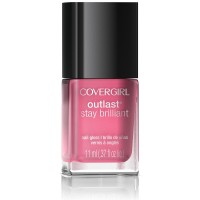 CoverGirl Outlast Stay Brilliant Nail Gloss, Bon Bon 0.37 oz [008100009336]