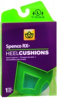 Spenco RX Heel Cushions Large 1 Pair [038472434085]