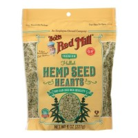 Bob's Red Mill Hulled Hemp Seed 8 oz [039978025968]