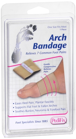 PediFix Arch Bandage One Size Fits Most 1 Each [092437099900]