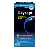Oxysept UltraCare Formula Peroxide Disinfection System 12 oz [827444000140]