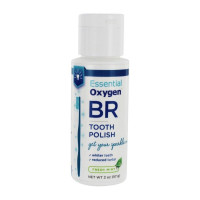 Essential Oxygen BR Tooth Polish, Fresh Mint, 2 oz  [857584005118]