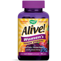 Nature's Way Alive! Women's Gummy Multivitamin 75 ea [033674158975]
