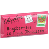 Chocolove Raspberries in Dark Chocolate, 1.2 oz bars, 12 ea [716270051542]