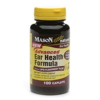 Mason Natural Advanced Ear Health Formula Caplets 100 Caplets [311845151315]
