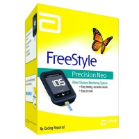 Freestyle  Precision Neo Blood Glucose Monitoring System 1 ea [093815751755]