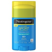 Neutrogena CoolDry Sport SPF 50+ Sunscreen Stick 1.50 oz [086800110927]