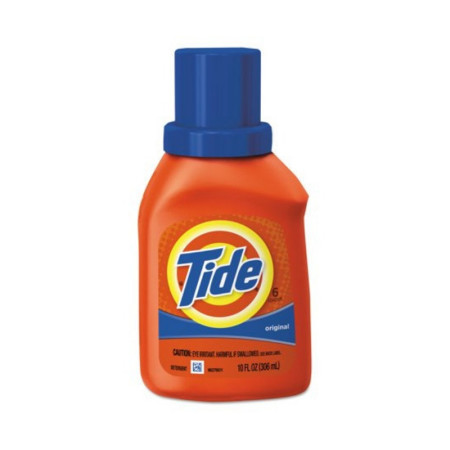 Tide, Liquid Laundry Detergent, Original Scent 6 Loads 10 oz [037000004714]