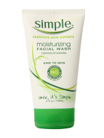Simple Moisturizing Facial Wash 5 oz [087300700076]