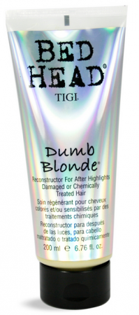 TIGI Bed Head Dumb Blonde Reconstructor 6.76 oz [615908409796]