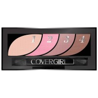 CoverGirl Eye Shadow Quads, Blooming Blushes [720] 0.06 oz [046200002086]