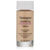 Neutrogena Nourishing Long Wear Makeup, Classic Ivory [10] 1 oz [086800437208]