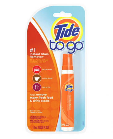 Tide To Go Instant Stain Remover 0.34 oz [037000018704]