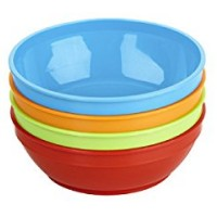 Gerber Graduates Bunch-a-Bowls with Lids 4 ea [885131781857]