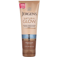 Jergens Natural Glow Daily Moisturizer Firming Medium/Tan Skin Tones 7.50 oz [019100118386]