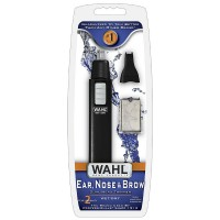 Wahl Ear, Nose & Brow Dual-Head Wet/Dry Trimmer 1 ea [043917556727]