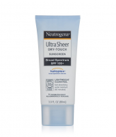 Neutrogena Ultra Sheer Dry-Touch Sunscreen SPF 100, 3 oz [086800873105]