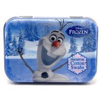 Cotton Buds Disney Frozen Travel Cotton Swabs 30 ea [083725436002]