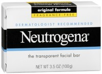 Neutrogena Facial Bar Fragrance Free 3.50 oz [070501013502]