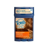 Tom's of Maine For Men Deep Forest Deodorant 2.25 oz [077326833322]