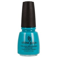 China Glaze Nail Polish, Flyin' High 0.50 oz [019965809351]