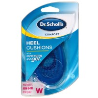 Dr. Scholl's Comfort Heel Cushions for Women, Size 6-10 1 ea [011017569732]