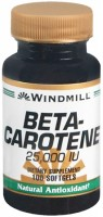 Windmill Beta Carotene 25,000 IU Softgels 100 Soft Gels [035046001131]
