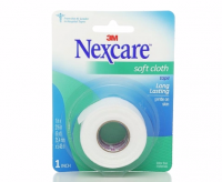 "Nexcare Soft Cloth Tape, 1"" x 6 yds [051131667778]"
