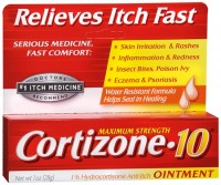Cortizone-10 Maximum Strength Anti-Itch Ointment 1 oz [041167003930]