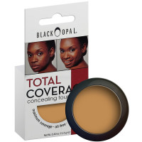 Black Opal Total Coverage Concealing Foundation, Truly Topaz 0.40 oz [027811026487]