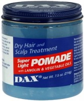 Dax Pomade Super Light Pomade 7.50 oz [077315000995]