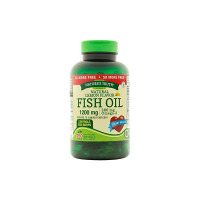 Nature's Truth 1200 Mg Omega-3 Fish Oil Softgels, 250 ea [840093100917]