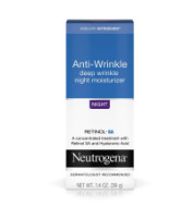 Neutrogena Ageless Intensives Deep Wrinkle Anti-Wrinkle Moisture Night 1.40 oz [070501023662]