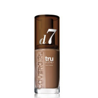 CoverGirl Tru Blend Liquid Foundation Makeup, Soft Sable D7 1 oz [008100009671]