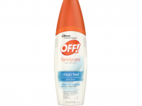 OFF! Skintastic Insect Repellent, Clean Feel, 6 oz [046500818813]