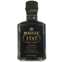 Maille Aged Balsamic Vinegar of Modena 8.45 oz [043646988257]