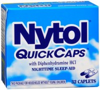 Nytol QuickCaps 32 Caps [042037103439]
