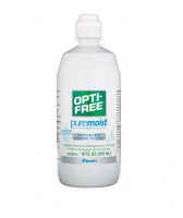 OPTI-FREE Pure Moist Multi-Purpose Disinfecting Solution 10 oz [300650361040]