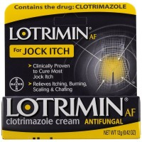 Lotrimin AF Jock Itch Antifungal Cream 0.42 oz [311017963302]