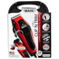 Wahl Clip 'N Trim All-In-One Haircut Kit 1 ea [043917799032]