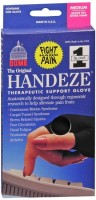 HANDEZE Glove Medium Black 1 Each [078509137046]