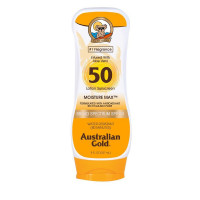 Australian Gold  Sunscreen Lotion, SPF 50, Tropical 8 oz [054402250891]