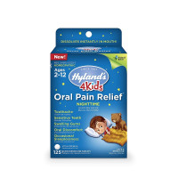 Hyland's 4 Kids Nighttime Oral Pain Relief, 125 ea [354973332515]