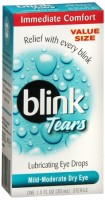 blink Tears Lubricating Eye Drops Mild-Moderate Dry Eye 30 mL [329943002309]