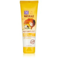 Dark and Lovely AU Naturale Moisture L.O.C. Lock It In Sealing Cream 8.50 oz [075285011294]