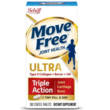 Move Free Ultra Triple Action Joint Supplement, 30 ct [020525118417]