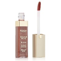 L'Oreal Paris Colour Riche Lip Gloss, Rich Brown, 0.23 oz [07124934]