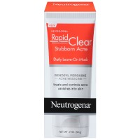 Neutrogena Rapid Clear Stubborn Acne Daily Leave-On Mask 2 oz [070501110676]